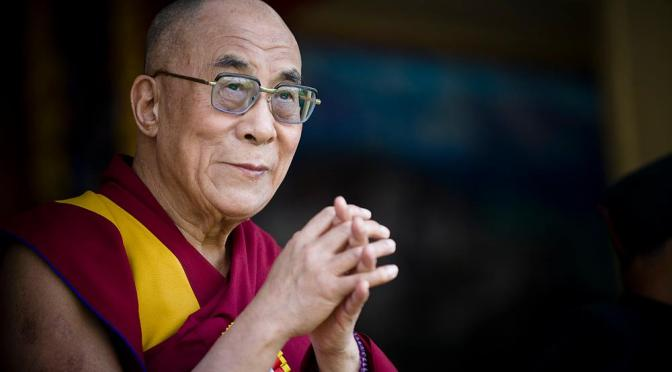 WHO IS THE 14TH DALAI LAMA?